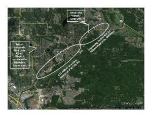 Klahanie Road projects