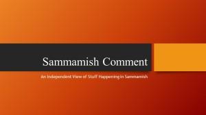 Sammamish Comment Logo