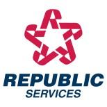 Republic Services, Inc. logo. (PRNewsFoto/Republic Services, Inc.)