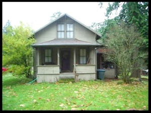 440 218th Ave SE - House West (primary) elevation 1999frame